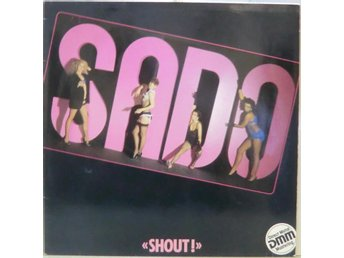S.A.D.O.-Shout! / LP med order bill insert (Noise Records)