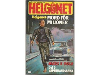 Helgonet 1984 Nr 3 VF - Vikingstad - Helgonet 1984 Nr 3 VF - Vikingstad