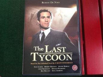DVD - The Last Tycoon (de Niro/T Curtis/J Nicholson) - 1976 - FINT SKICK - Malmö - DVD - The Last Tycoon (de Niro/T Curtis/J Nicholson) - 1976 - FINT SKICK - Malmö