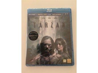Tarzan Ny/inplastad Blu-Ray - Glumslöv - Tarzan Ny/inplastad Blu-Ray - Glumslöv