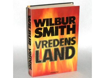 Vredens land : Smith Wilbur
