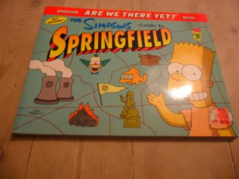 The Simpsons guide to Springfield Matt Groening