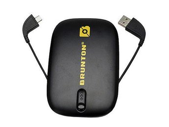 back-up batteri  BRUNTON HEAVY METAL 5500 mAh Rek butikspris: 749 kr