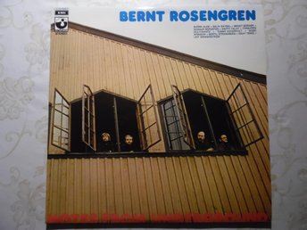 Bernt Rosengren  Notes From Underground Alke Berger Stenson