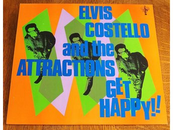 Elvis Costello and the Attractions / Get Happy