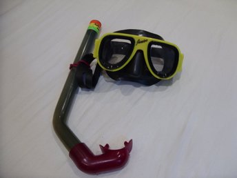 Simglasögon & Snorkel Junior Swimming & Diving goggles dykning bada sommar
