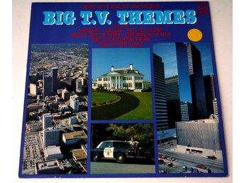 Big T.V. Themes LP 1984 UK - Enskede - Big T.V. Themes LP 1984 UK - Enskede