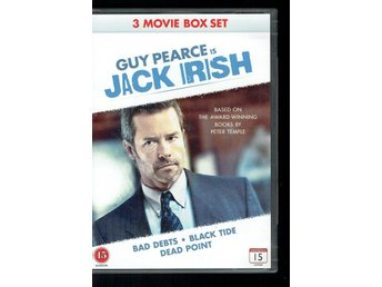 Guy Pearce is Jack Irish del 1-3 (Fint skick)