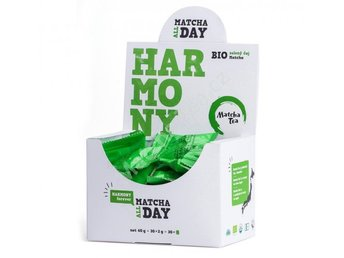 BIO Matcha Tea Harmony 30-pack - Södra Sunderbyn - BIO Matcha Tea Harmony 30-pack - Södra Sunderbyn