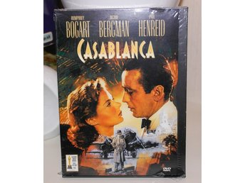 """CASABLANCA"" , DVD-film"
