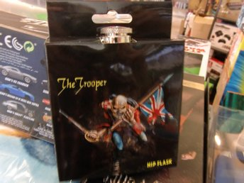Iron Maiden Flask Logo