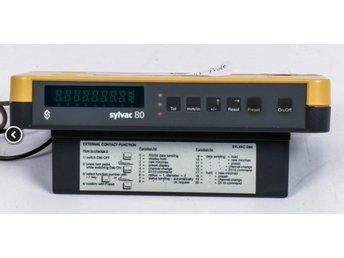 Sylvac 80 mätinstrument SA 80 Ch-1023 Digital Swiss made