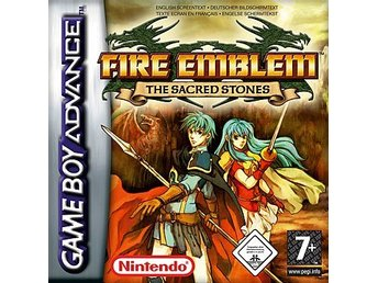 Fire Emblem: The Sacred Stones - Gameboy Advance