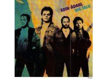 CD EDIN - ÅDAHL - BIG TALK - NY