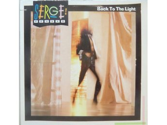 Serge Ponsar-Back to the light / LP
