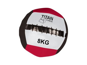 MEDICINBOLL 8KG - WALL BALL TITAN BOX