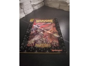 Warzone Mutant Chronicles En Värld i Krig