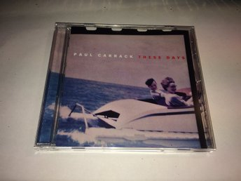 PAUL CARRACK These Days CD 2018 Import