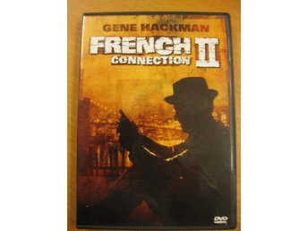 FRENCH CONNECTION II  -  GENE HACKMAN - DVD
