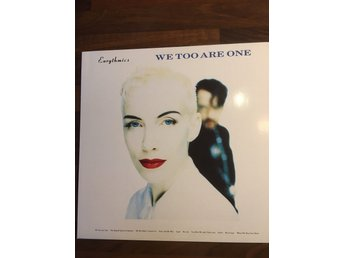 LP vinyl Eurythmics - We too are one.