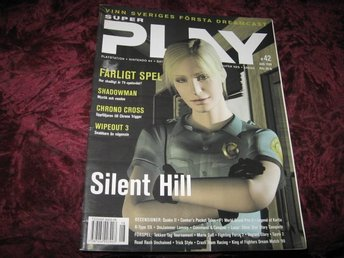 SUPER PLAY AUGUSTI 1999 (SILENT HILL)