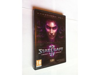 PC: Star Craft II/Starcraft 2 - Heart of the Swarm (Exp.)