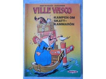 Ville Vasco - Kampen om Skattkammarön - Urshult - Ville Vasco - Kampen om Skattkammarön - Urshult