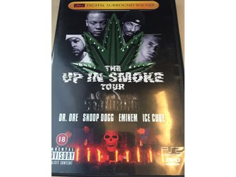 The up in the smoke tour Eminem, Snoop dogg