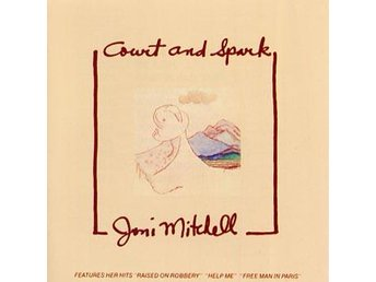 Mitchell Joni: Court and spark 1974 (CD) - Nossebro - Mitchell Joni: Court and spark 1974 (CD) - Nossebro