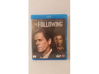 The Following  Säsong 1   Blu ray