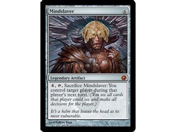 Mindslaver - Scars of Mirrodin - NM/M - English