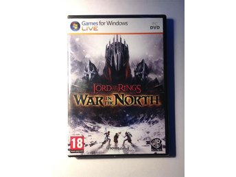Lord Of The Rings - War In The North - PC - Helt Nytt! Oöppnad!