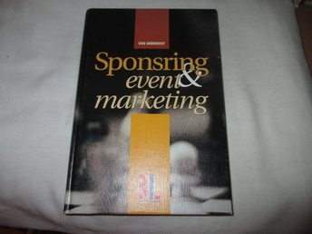 Uno Grönkvist - Sponsring Event & marketing