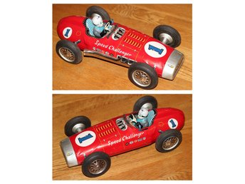 Plåtbil Alps (Japan) Speed Challenger Racing battery operated