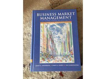 Business Market Management (MBA kurs literatur)