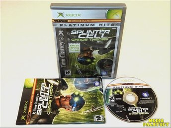 Tom Clancys Splinter Cell: Chaos Theory (Xbox)