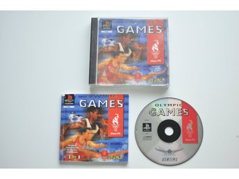 Olympic Games till Playstation 1 (PS1, PSone)