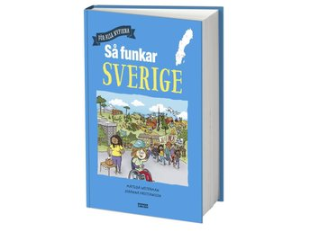 Javascript är inaktiverat. - Nossebro - En handbok till landet SverigeVi vet att vi bor i Sverige, men hur funkar landet egentligen? Hur ser det ut och varför? Vem bestämmer här? Och vad händer när det inte funkar?Så funkar Sverige är en handbok över hur landet ligger, med fa - Nossebro