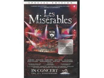 Les Misérables in Concert: The 25th Anniversary - Special Edition 2010 - DVD