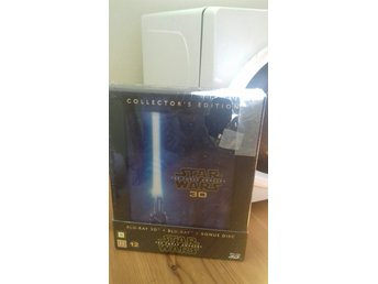 Blu-ray boxen Star wars The force awakens