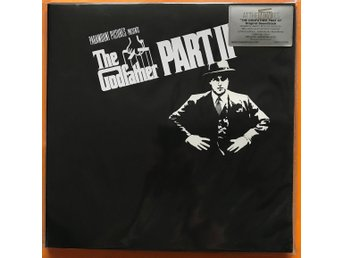 The Godfather Part II Soundtrack (Transparent Red, Music On Vinyl)