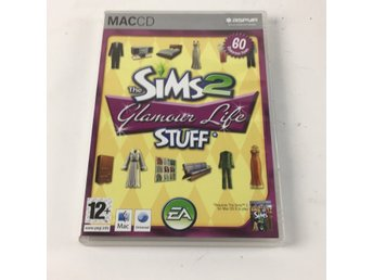 The sims, Spel, Sims 2 gamour life, Lila/Gul