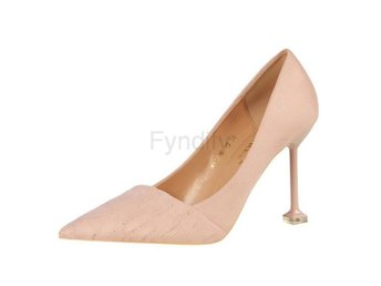 Damsko Pumps BIGTREE Brand Pumps Nude Pink Size 38