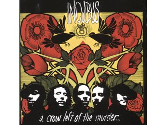 Incubus - A Crow Left of the Murder 2004 CD