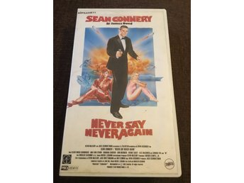Never Say Never Again - Sean Connery - Transfer