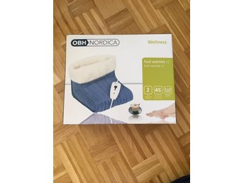 OBH Nordica Wellness foot warmer - fotvärmare (330388804) ᐈ Köp på ... c7797ee5bf51e