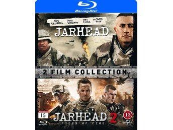 Jarhead + Jarhead 2 / Field of fire (2 Blu-ray)