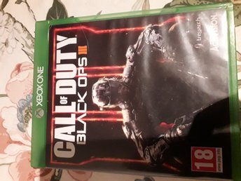 CALL OF DUTY BLACK OPS III TILL XBOX ONE