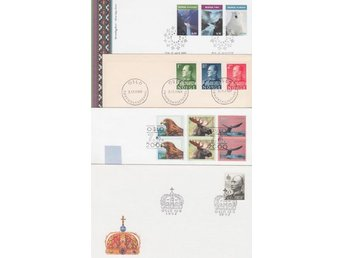 Norge FDC