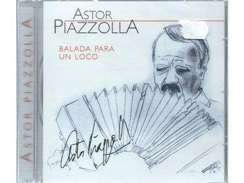 ASTOR PIAZZOLLA - BALADA PARA UN LOCO ( INPLASTAT CD ) - Svedala - ASTOR PIAZZOLLA - BALADA PARA UN LOCO ( INPLASTAT CD ) - Svedala